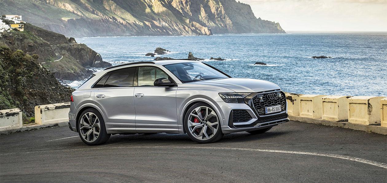Audi «оценила» в рублях новый RS Q8
