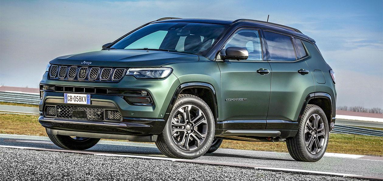 Jeep отметит 80-летие выпуском юбилейных спецверсий ряда моделей