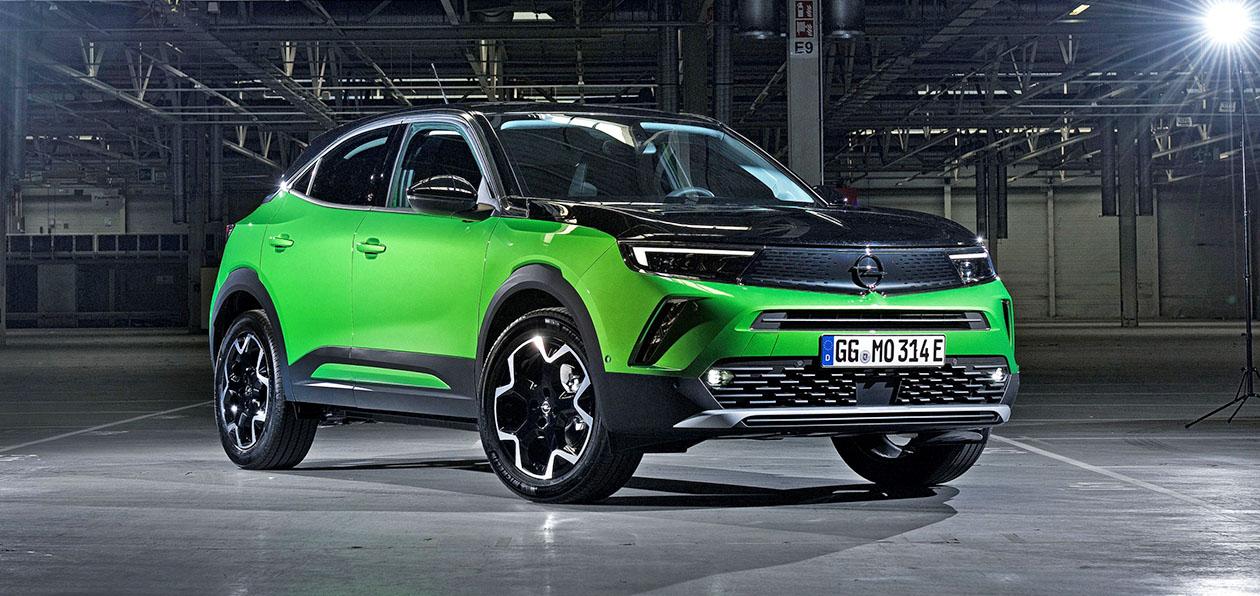 Автомобили Opel получат «заряженные» версии