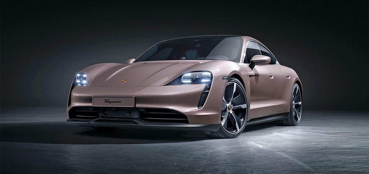 Porsche Taycan получил новую базовую версию