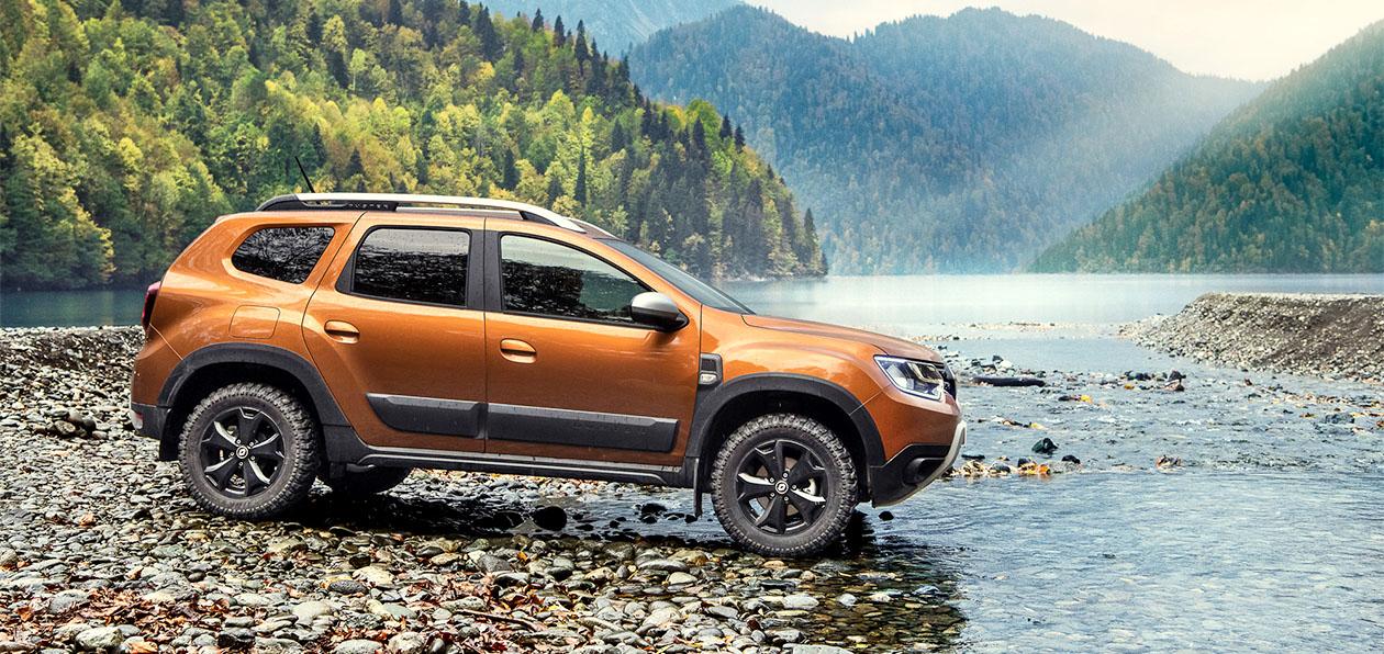 Renault назвала дату российской премьеры нового Duster