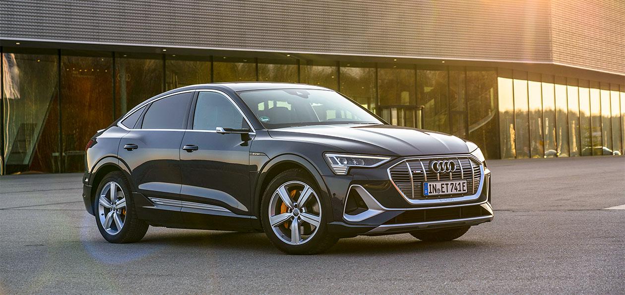Audi e-tron Sportback получил российский ценник