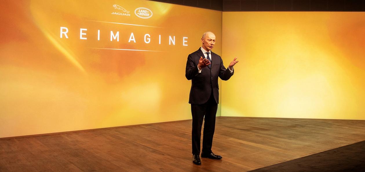 Глава Jaguar Land Rover представил план электрификации концерна