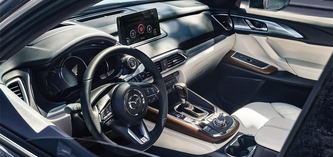 Mazda оценила в рублях новый CX-9