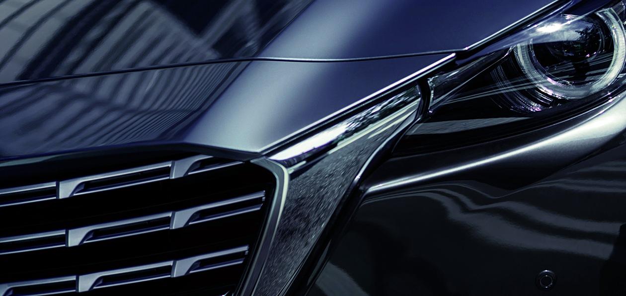 В Россию «едет» новая Mazda CX-9
