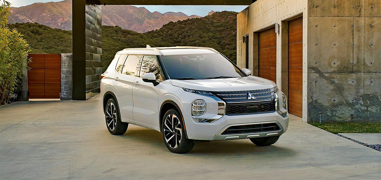 Mitsubishi показала новый Outlander
