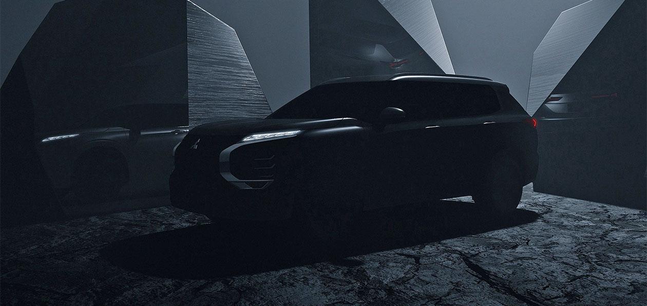 Новый Mitsubishi Outlander встал на конвейер
