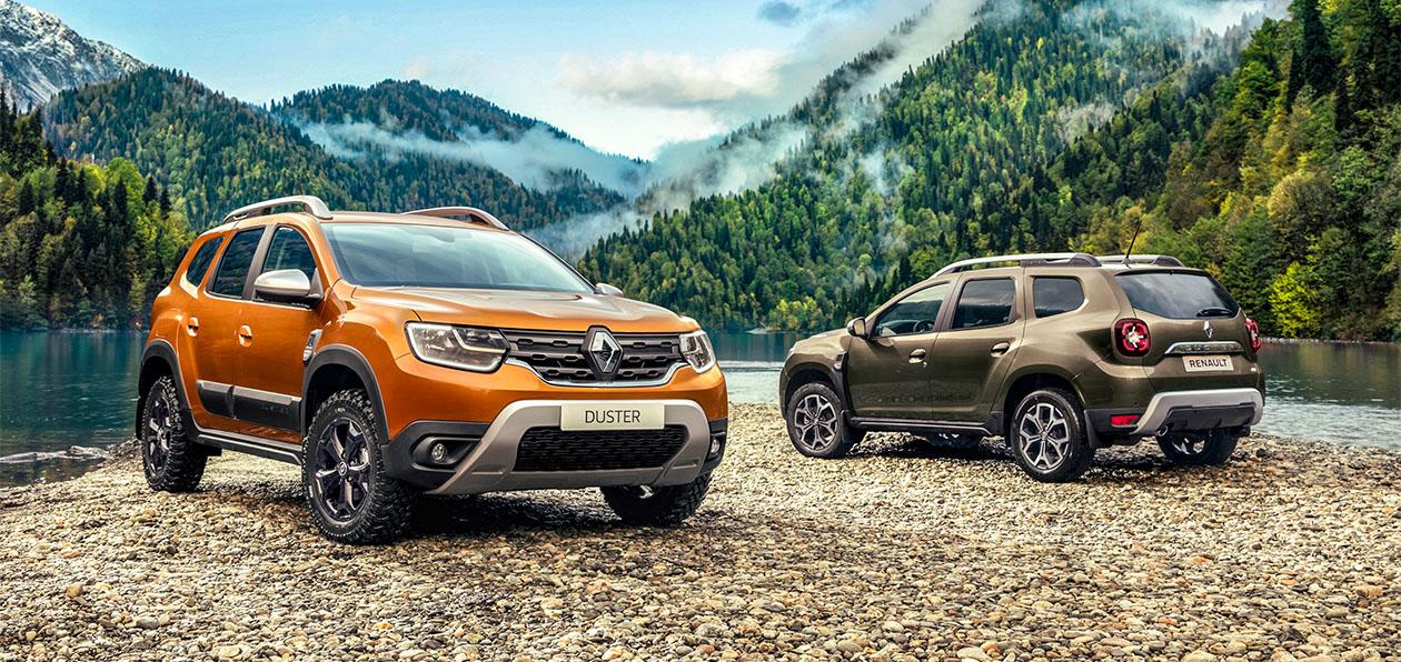 Новый Renault Duster официально представлен в России