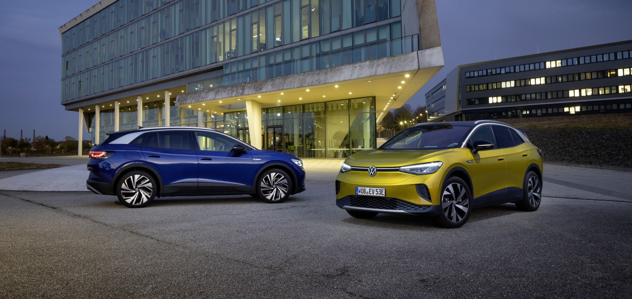 Новый Volkswagen ID.4 выходит на мировой рынок