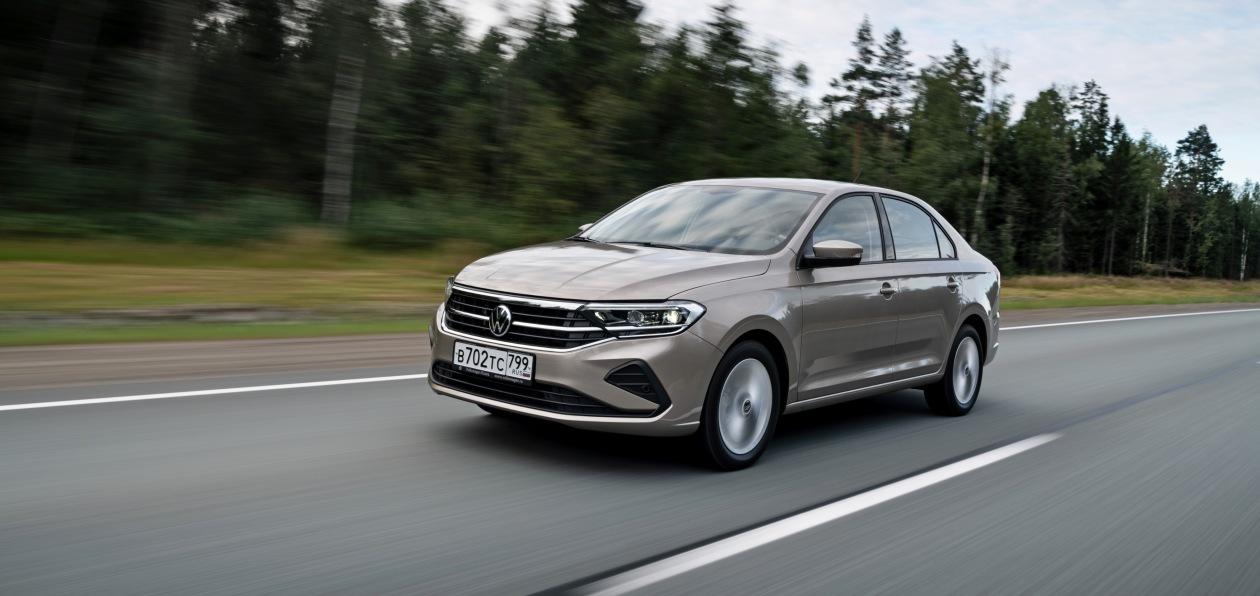 Volkswagen Polo получил «футбольную» спецверсию
