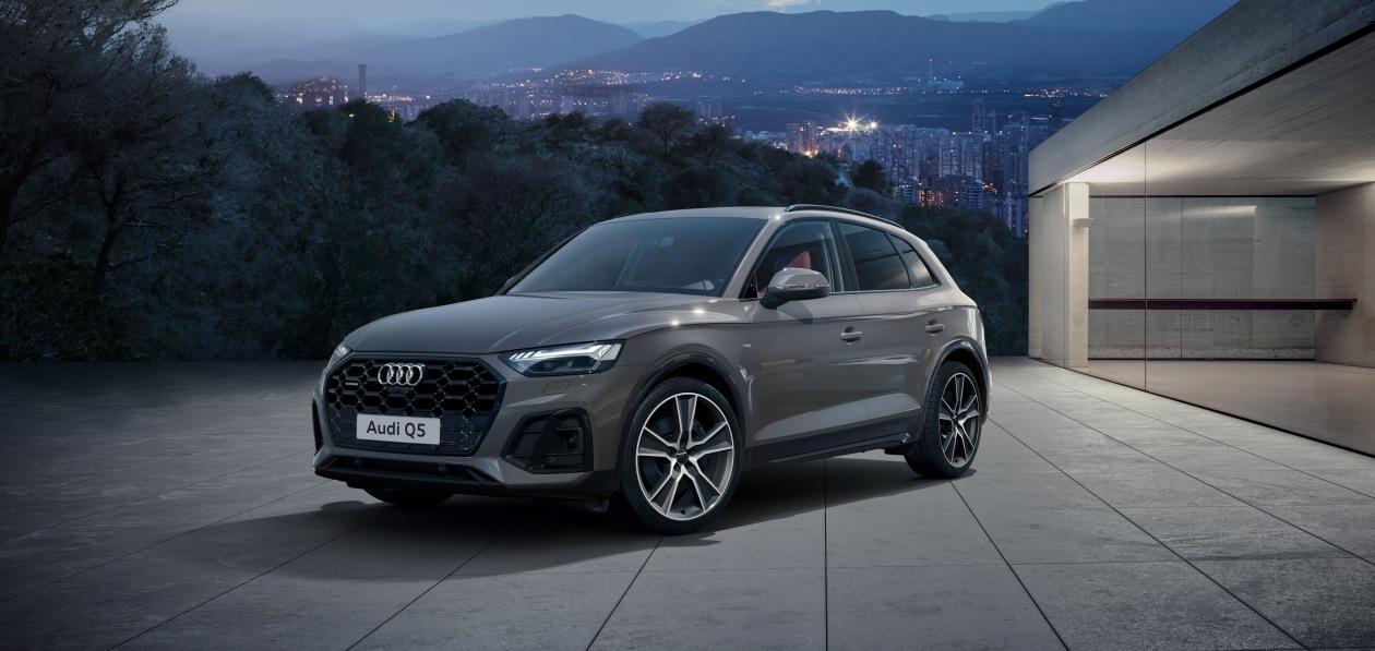 Новый Audi Q5 стал доступен для заказа в России