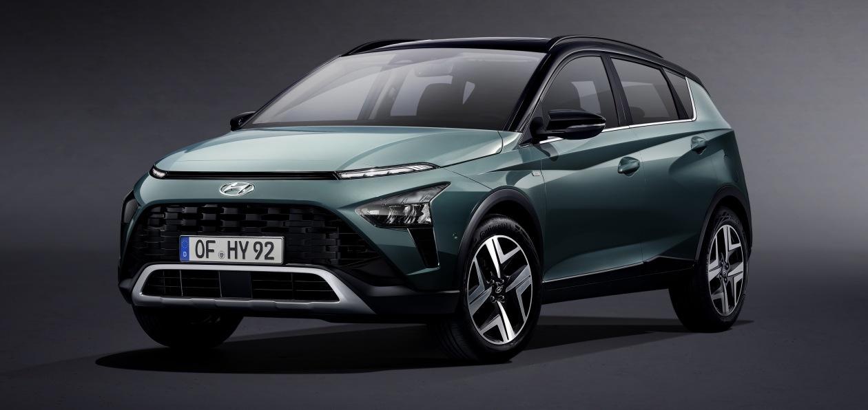 Hyundai показал новый Bayon