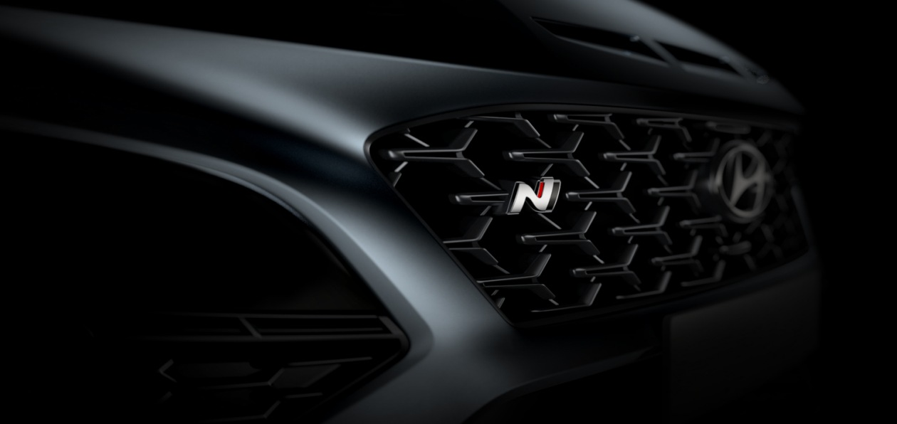 Hyundai раскрыл дизайн нового Kona N