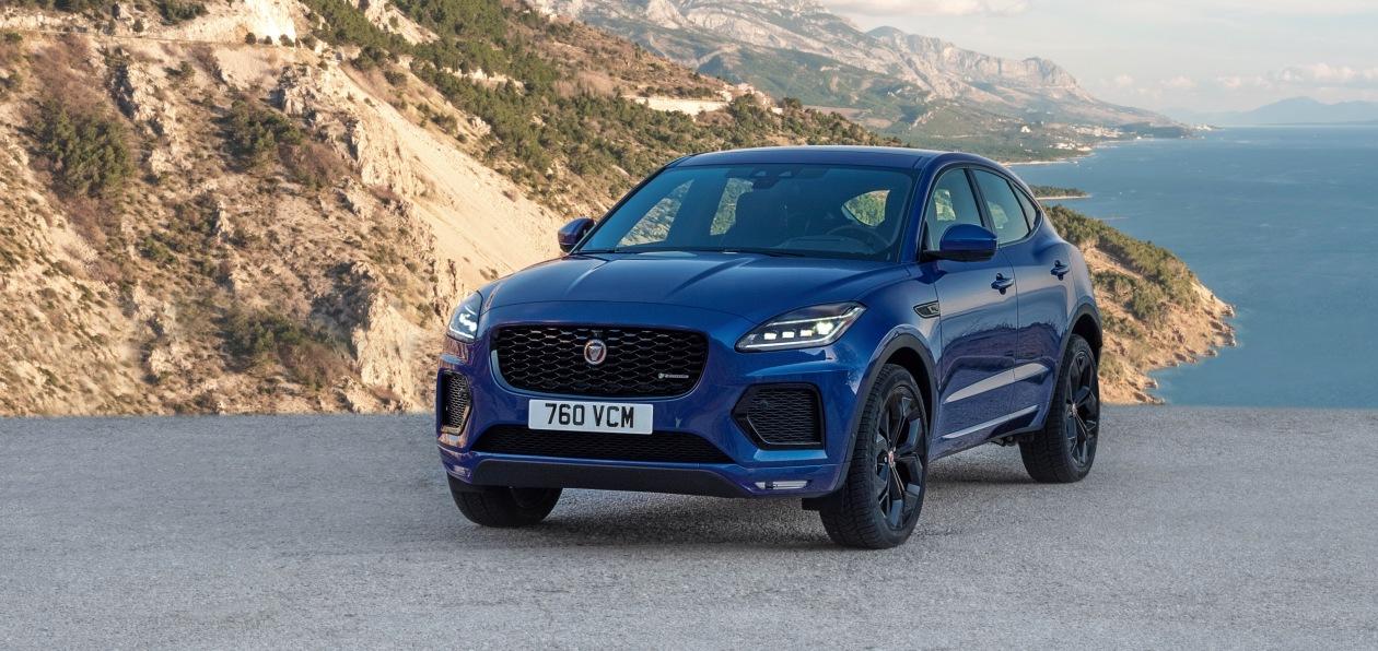 Обновленный Jaguar E-Pace получил российский ценник