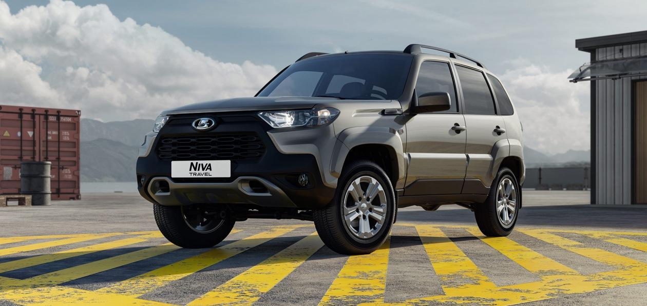 Lada Niva Travel будет выпускаться в Казахстане