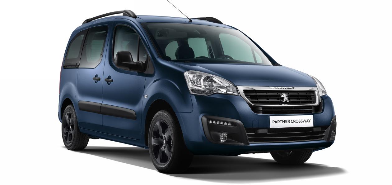 «Российский» Peugeot Partner получит «внедорожную» версию