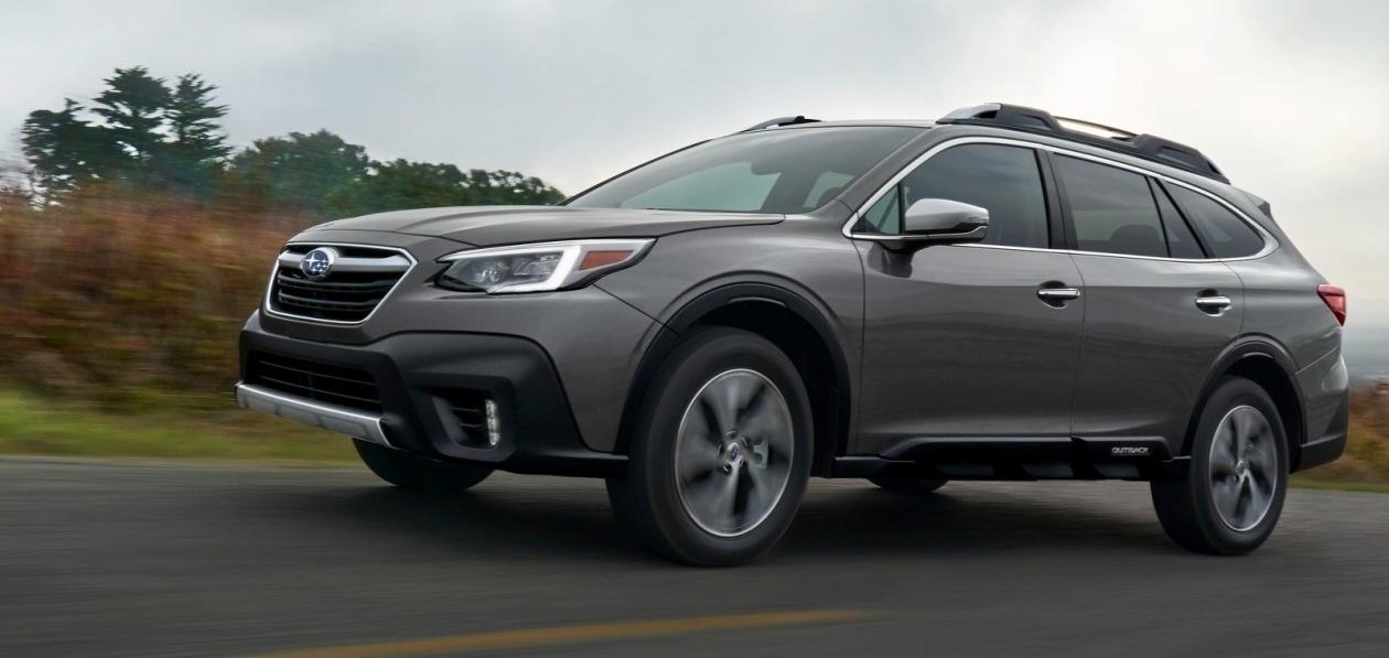В Россию едет новый Subaru Outback