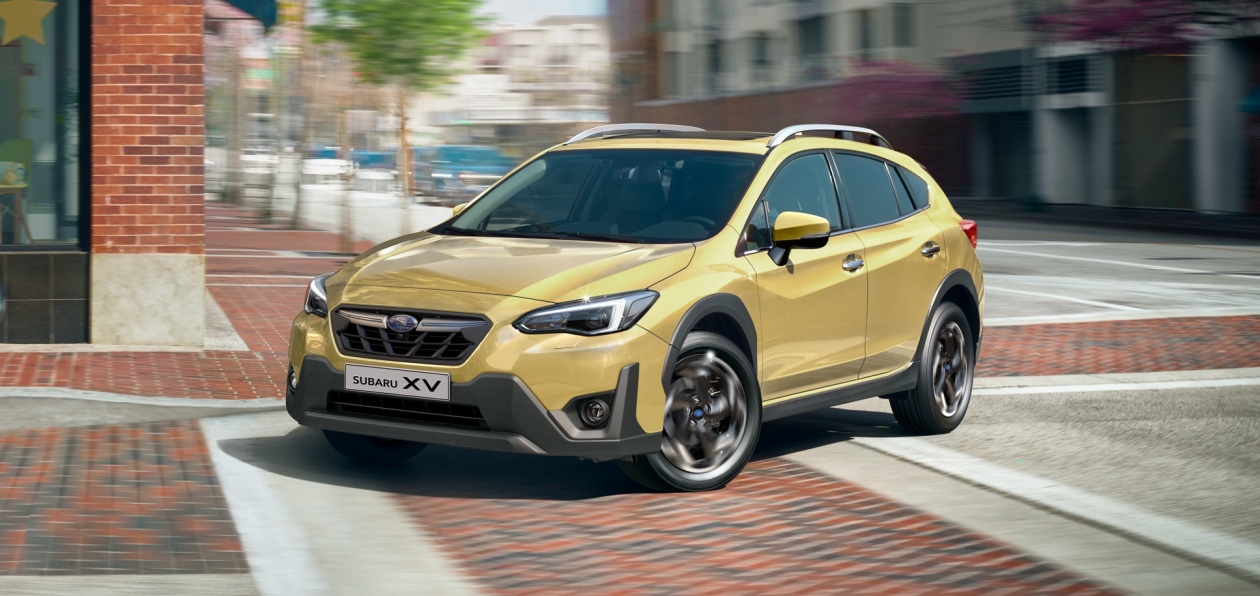 Subaru «оценила» в рублях новый XV