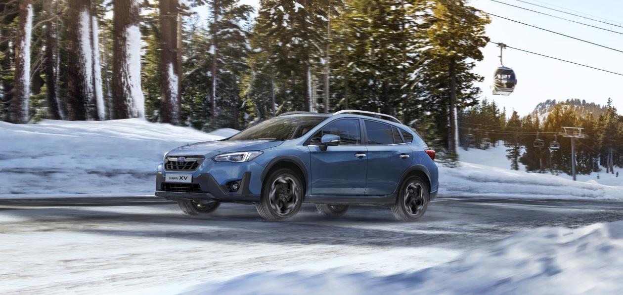 Subaru запустила российские продажи обновленного XV