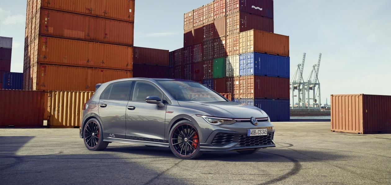 Volkswagen отметит 45-летие Golf GTI выпуском юбилейной спецверсии модели