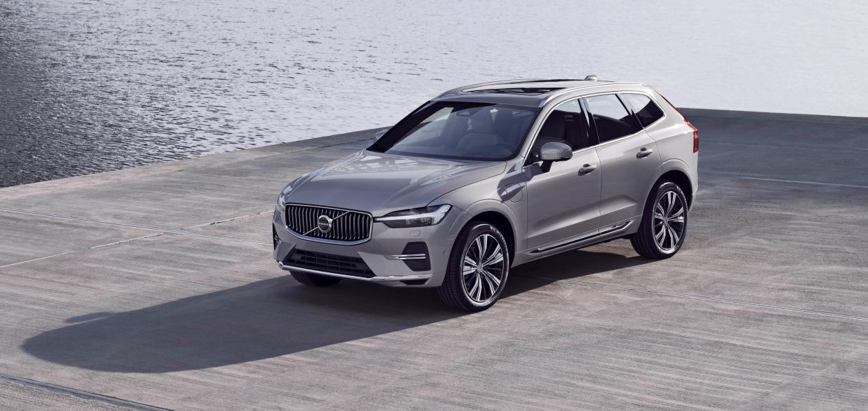 Volvo обновила XC60