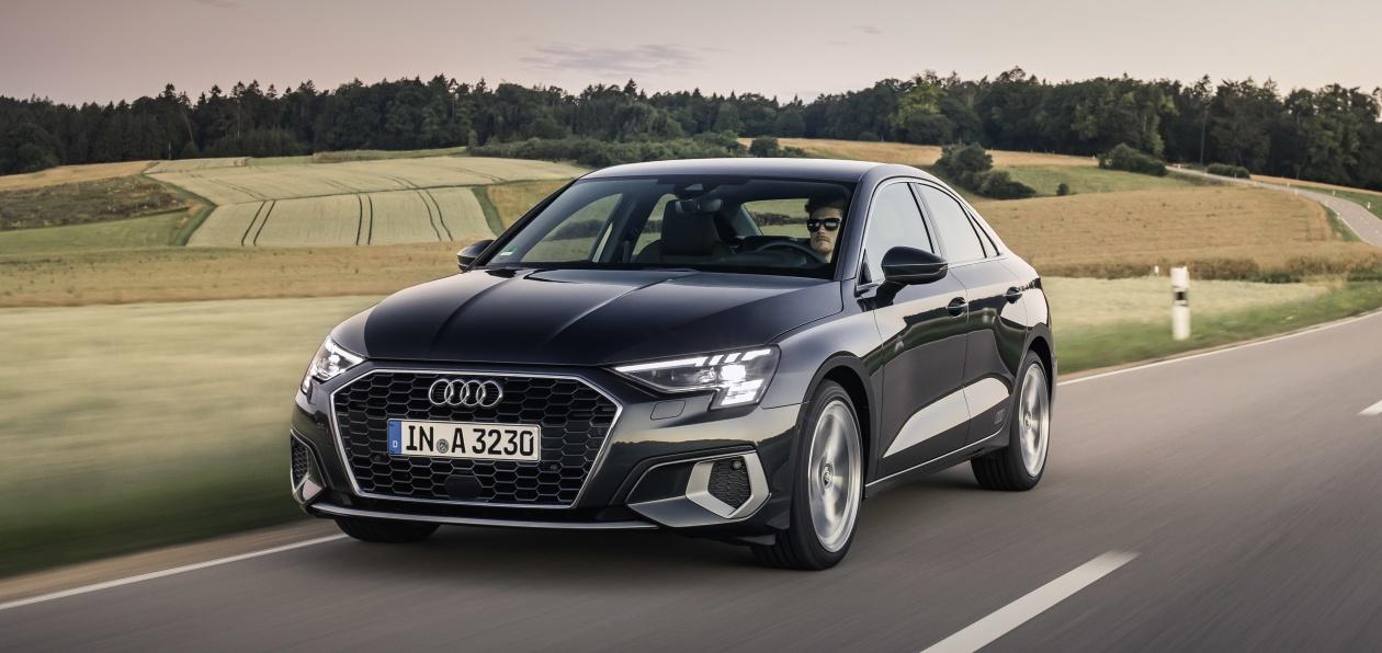 Audi представила новое поколение A3 в России