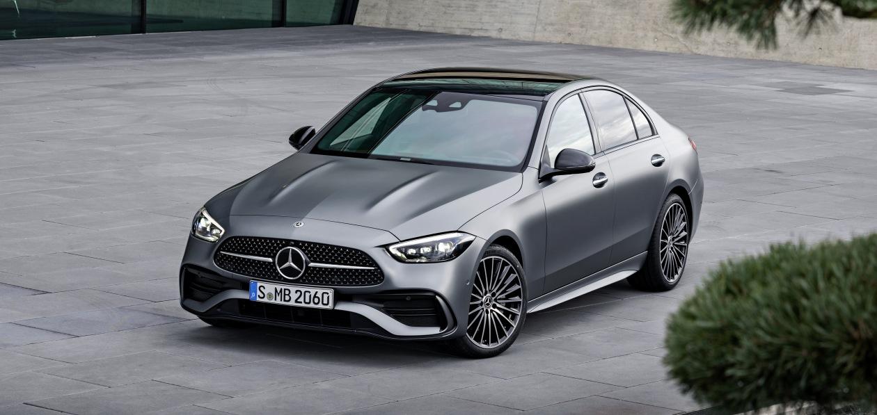 Новый Mercedes C-Class получил российский ценник