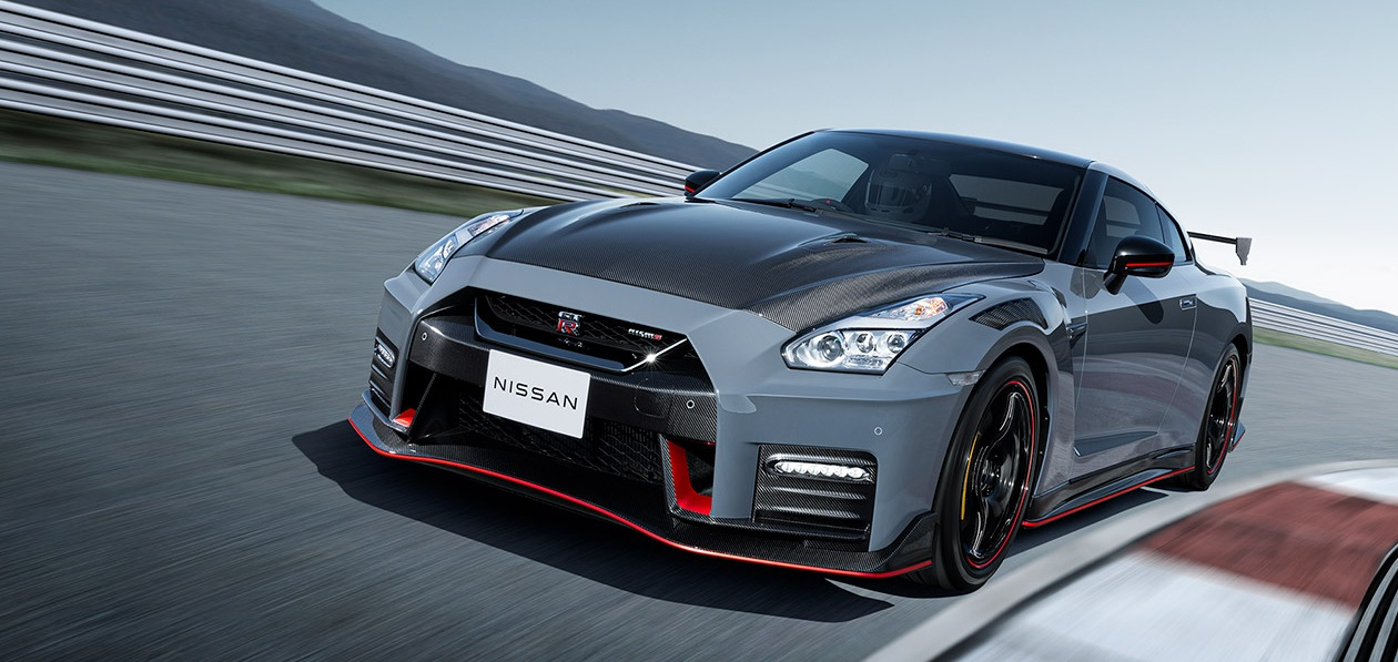 Nissan обновил GT-R Nismo