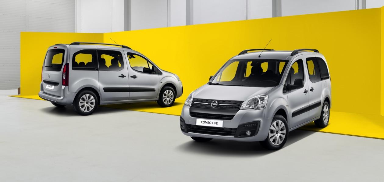 Opel Combo Life получит российскую «прописку»
