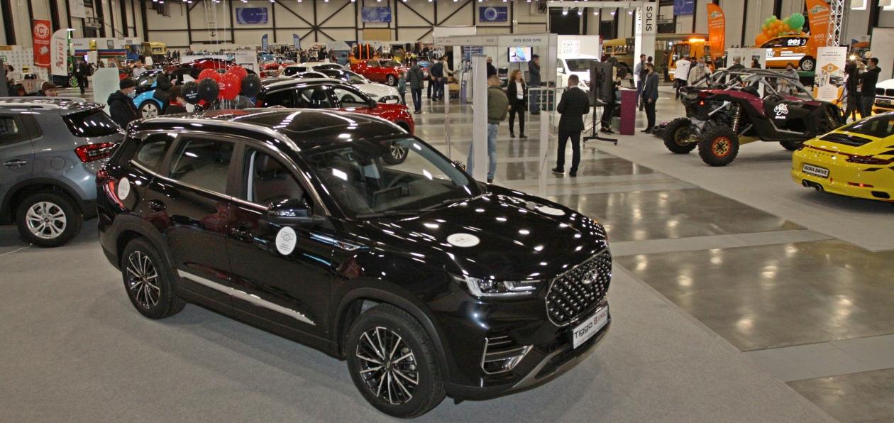 «Петербургский международный автосалон»: что посмотреть на выставке 2021 года?