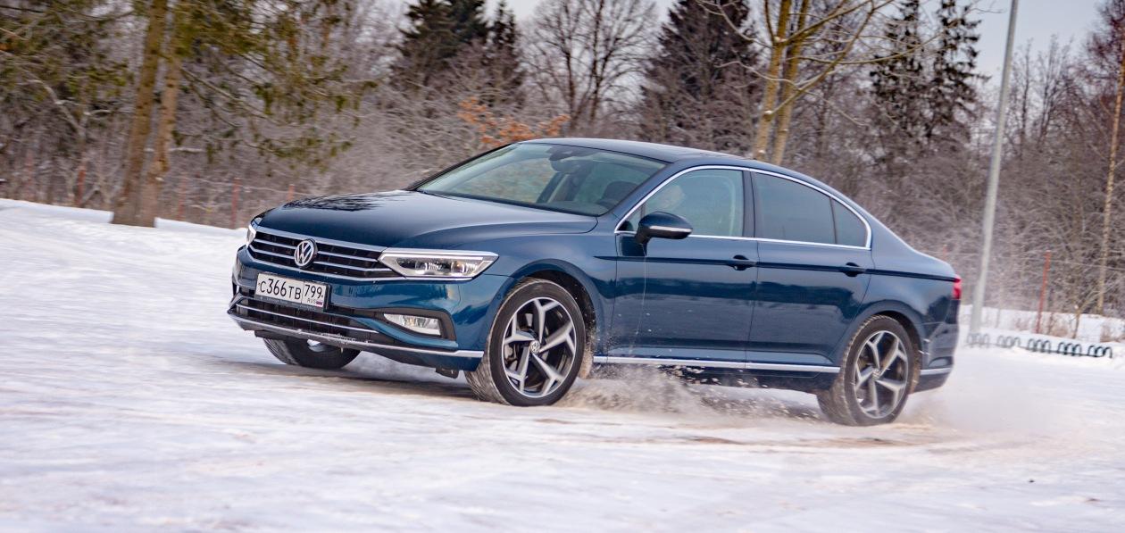 Volkswagen Passat вновь доступен в России с мотором 2.0 TSI