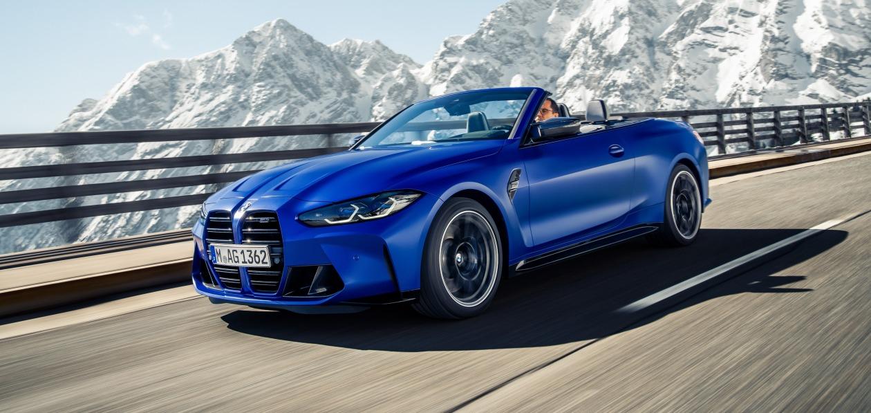 Новому BMW M4 «снесло крышу»