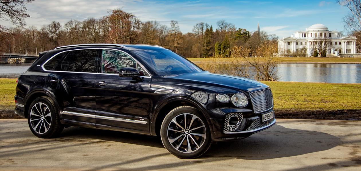 Тест-драйв обновленного Bentley Bentayga V8 First Edition: иррациональный прагматизм