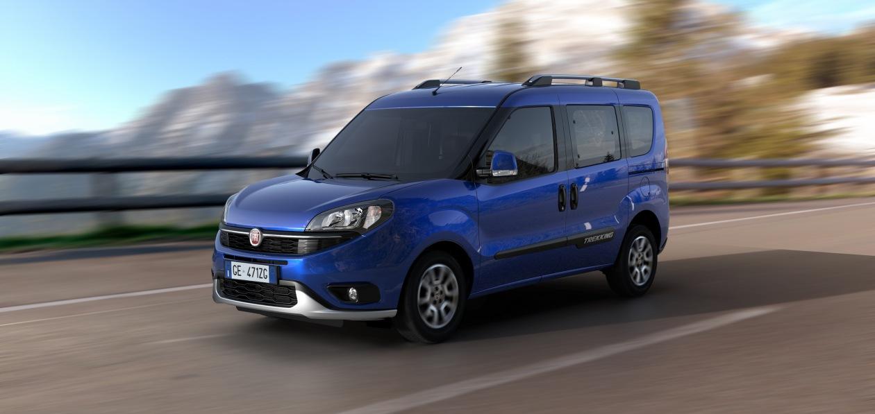 Обновленный Fiat Doblo стал доступен для заказа