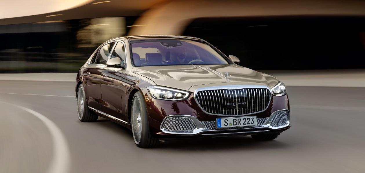 Новый Mercedes-Maybach S-Class стал доступен для заказа