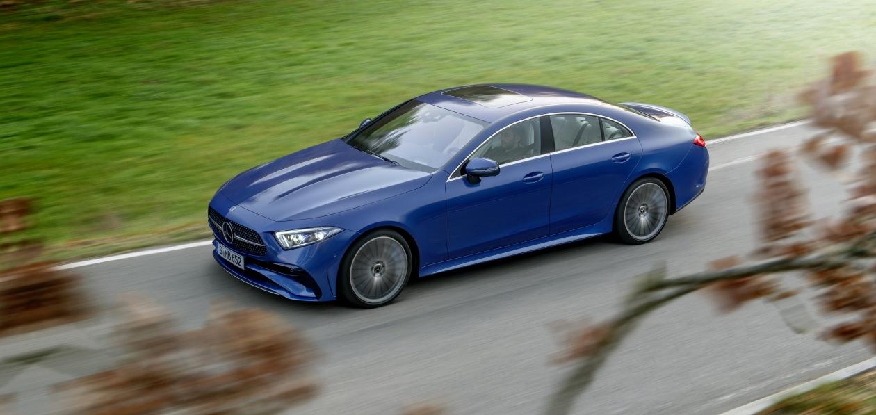 Обновленный Mercedes CLS получил российский ценник