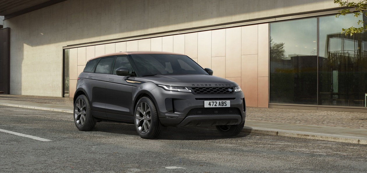 Range Rover Evoque получил новую спецверсию