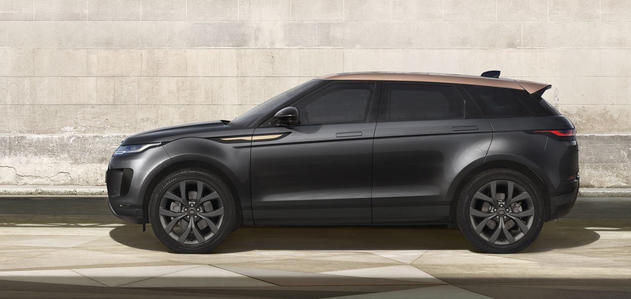 Land Rover «оценил» в рублях новые спецверсии Discovery Sport и Range Rover Evoque