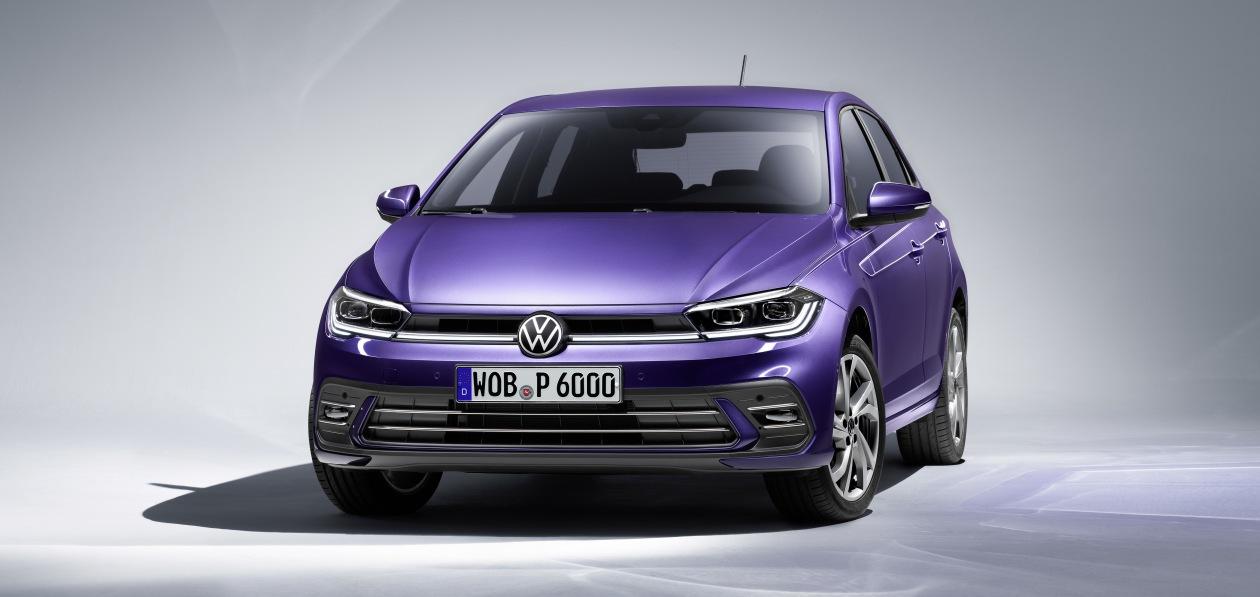 Новый Volkswagen Polo стал доступен для предзаказа