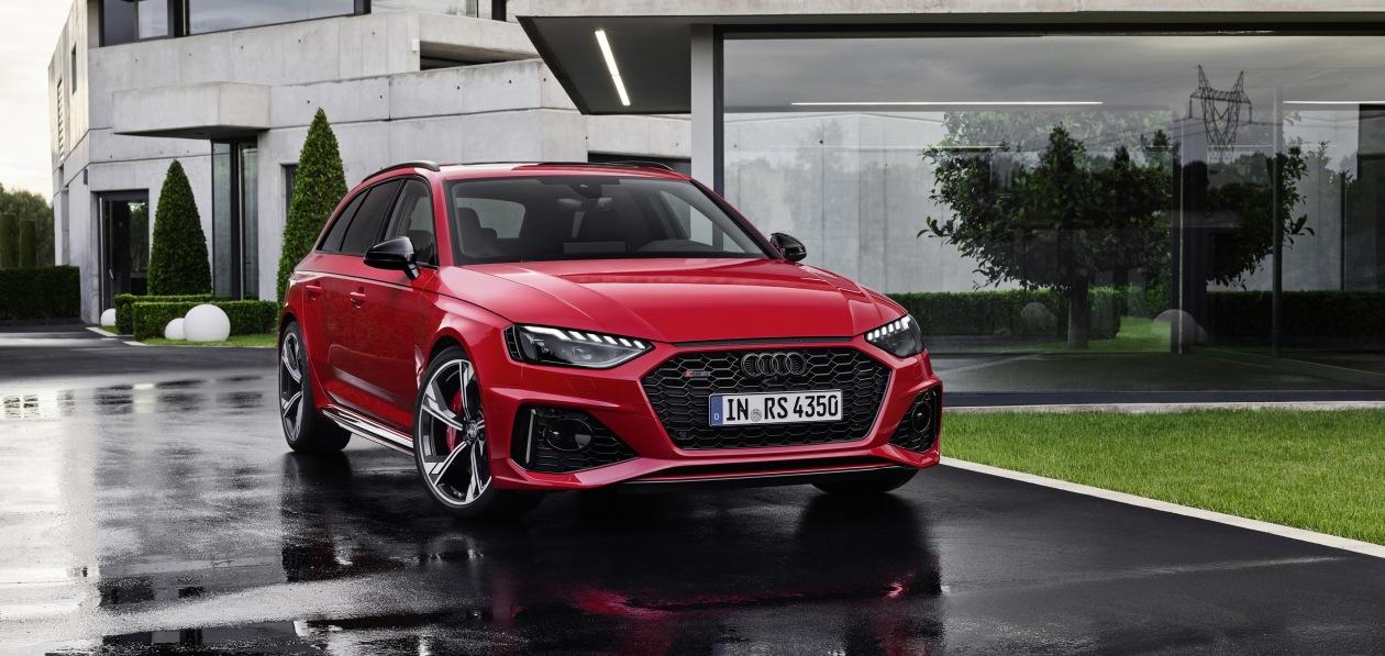 Audi «оценила» в рублях три модели семейства RS