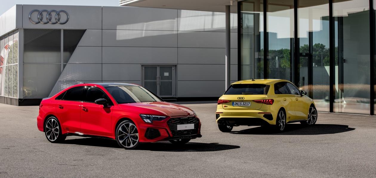 Новые Audi S3 Sedan и S3 Sportback оценены в рублях