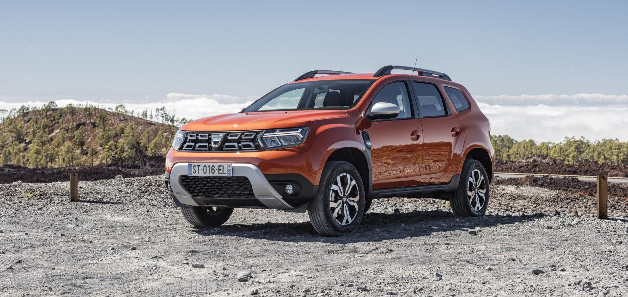 Dacia обновила кроссовер Duster