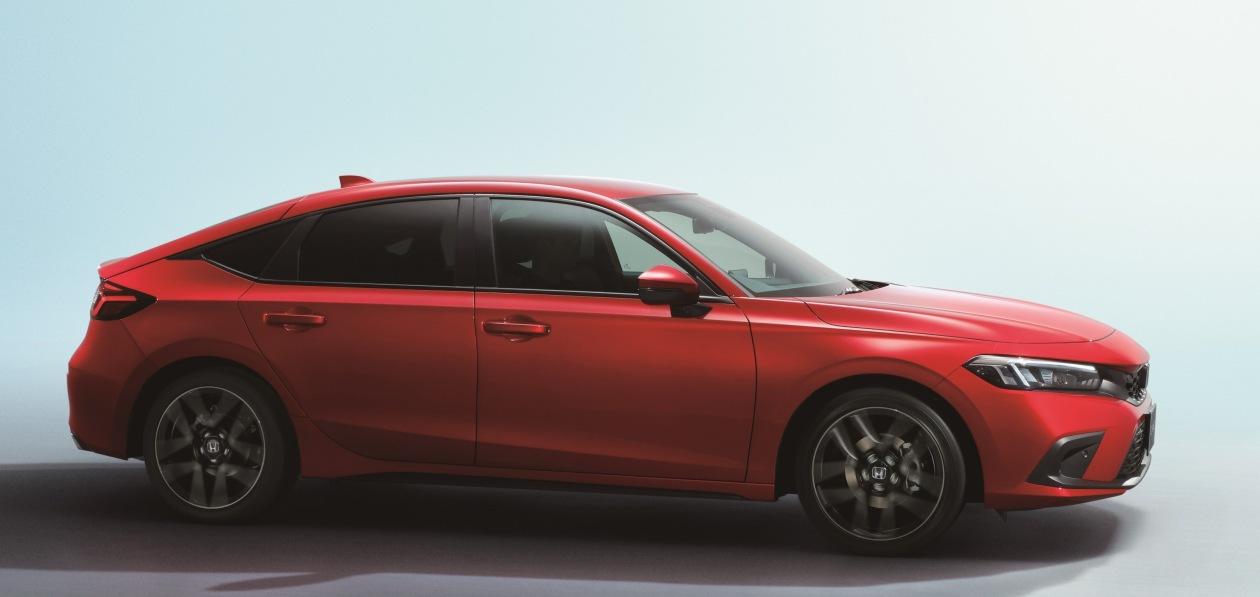 Honda «рассекретила» новый хэтчбек Civic