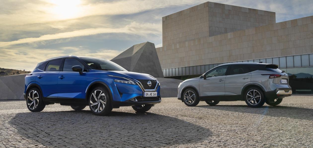 Nissan собрал в Европе 10 тысяч заказов на новый Qashqai