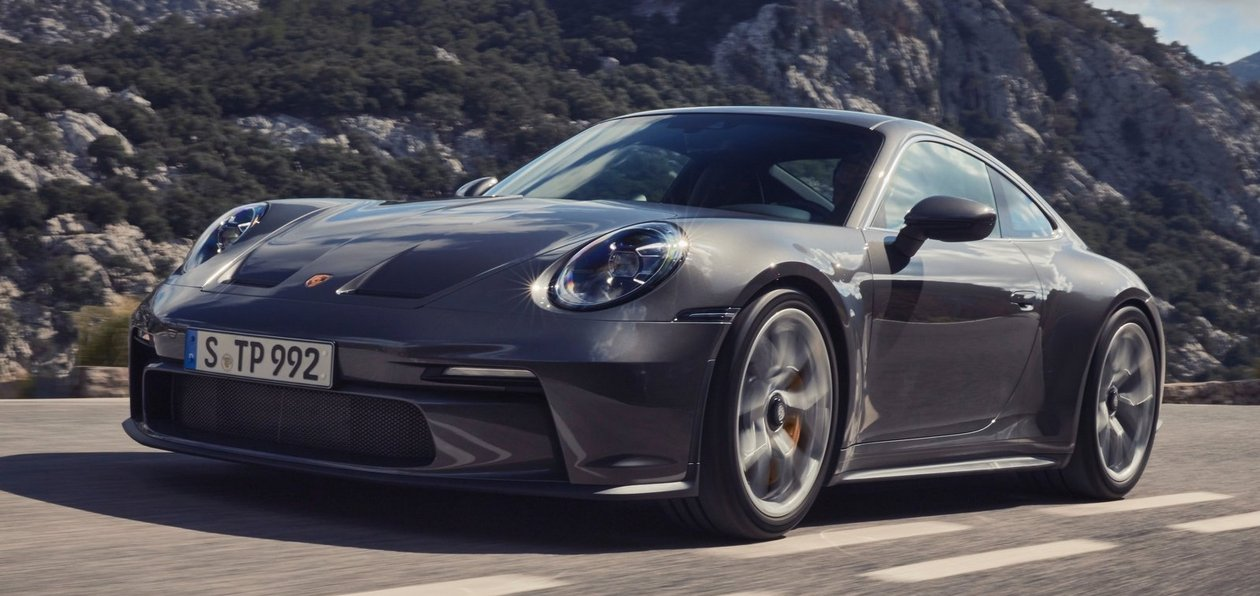 Porsche показал «комфортный» 911 GT3