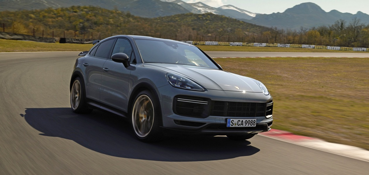 Porsche Cayenne Coupe получил новую топ-версию