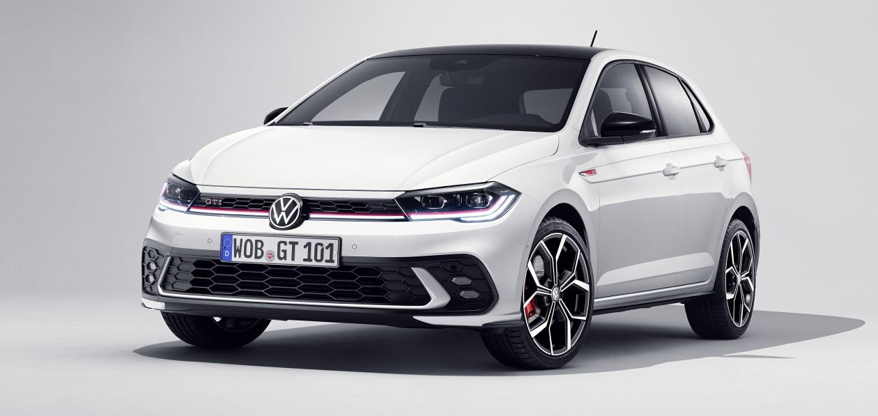 Volkswagen представил обновленный Polo GTI