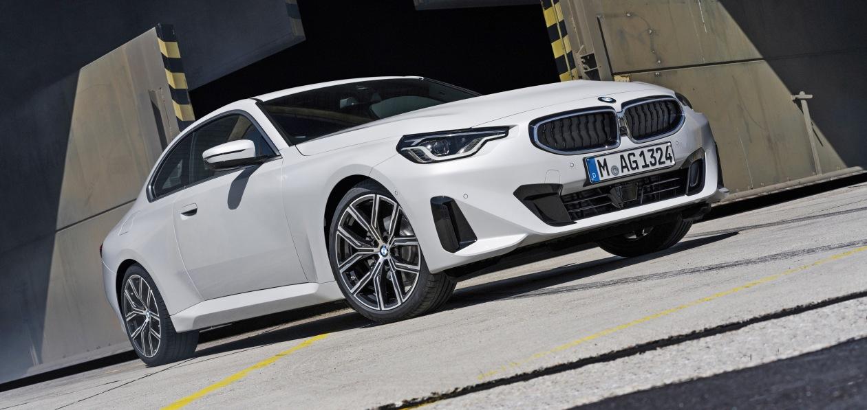 BMW представил новое купе 2 Series