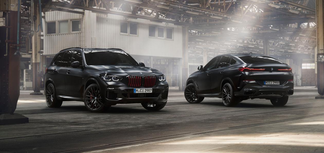 BMW X5 и X6 получат новую спецверсию