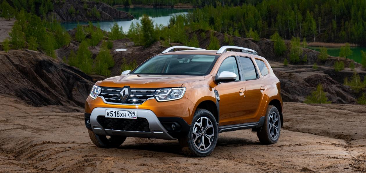 Тест-драйв нового Renault Duster TСe 150 CVT: зачем бюджетнику турбомотор и вариатор?